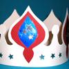 couronne de roi russe