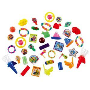 Image de 40 mini-jouets mixte