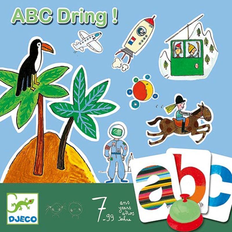 Image sur Jeu de société ABC Dring