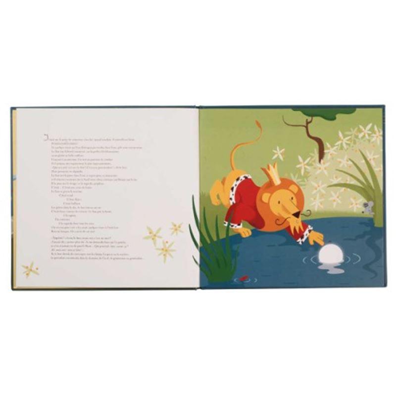 Image sur Livre-CD Le carnaval des Animaux, des Histoires en Musique.