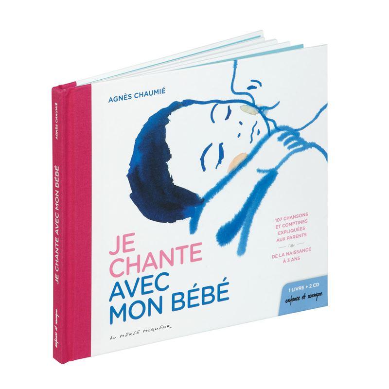 Image sur Livre-CD Je chante avec mon bébé