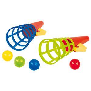 Image de Set de 2 attrape balles et 2 balles