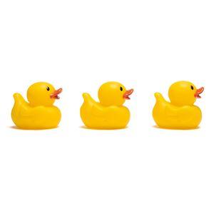 Image de Set de 3 canards plastique