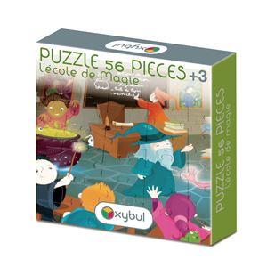 Image de Puzzle L'école de la magie 56 pièces