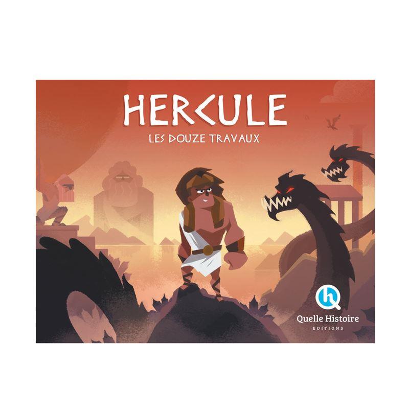 Image sur Livre Hercule