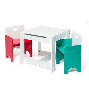 Image de Table de jeux et ses deux chaises
