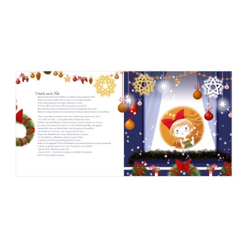 Image sur Livre-CD Casse-Noisette