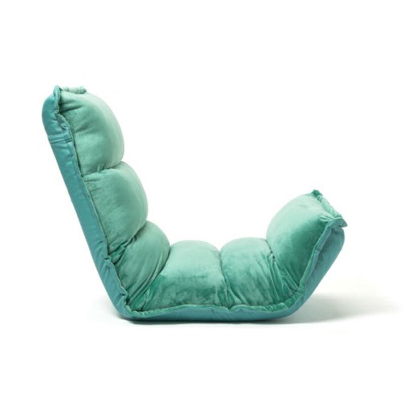 Image sur Fauteuil multi-positions vert émeraude