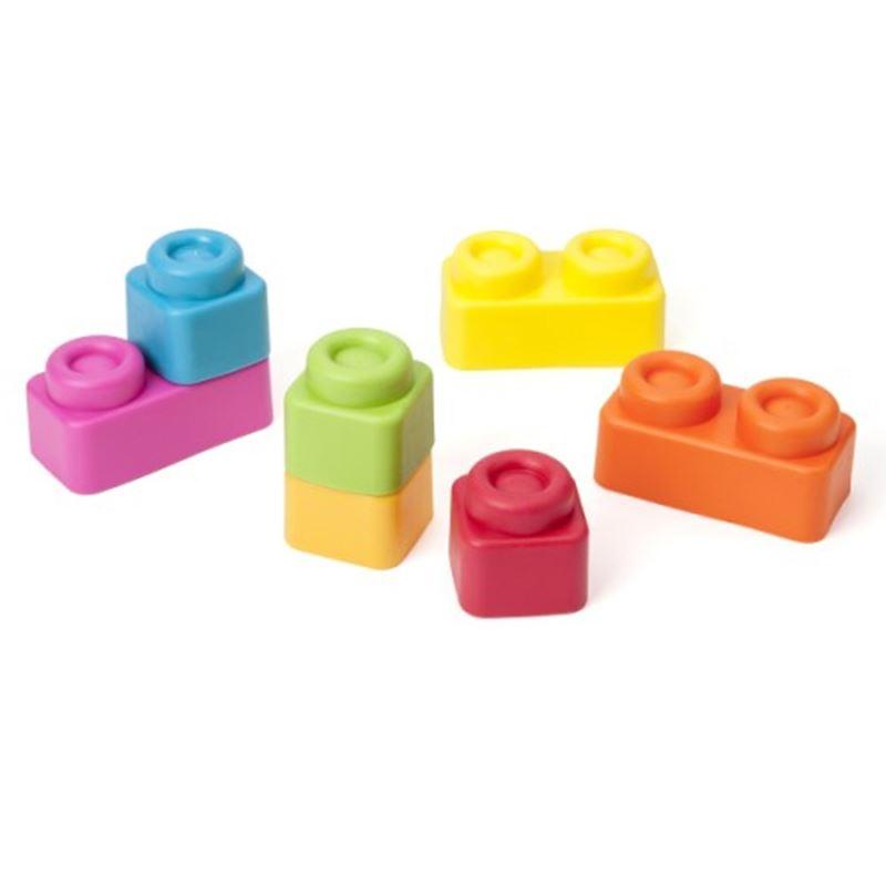 Image sur Box 36 blocs de construction souples