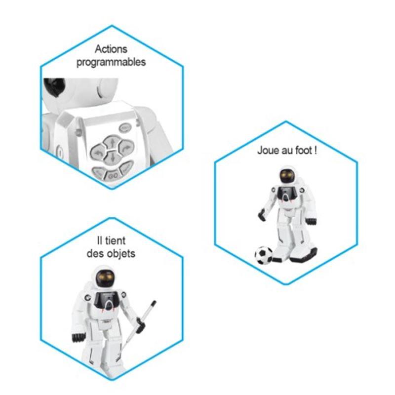 Image sur Robot programmable Program a bot