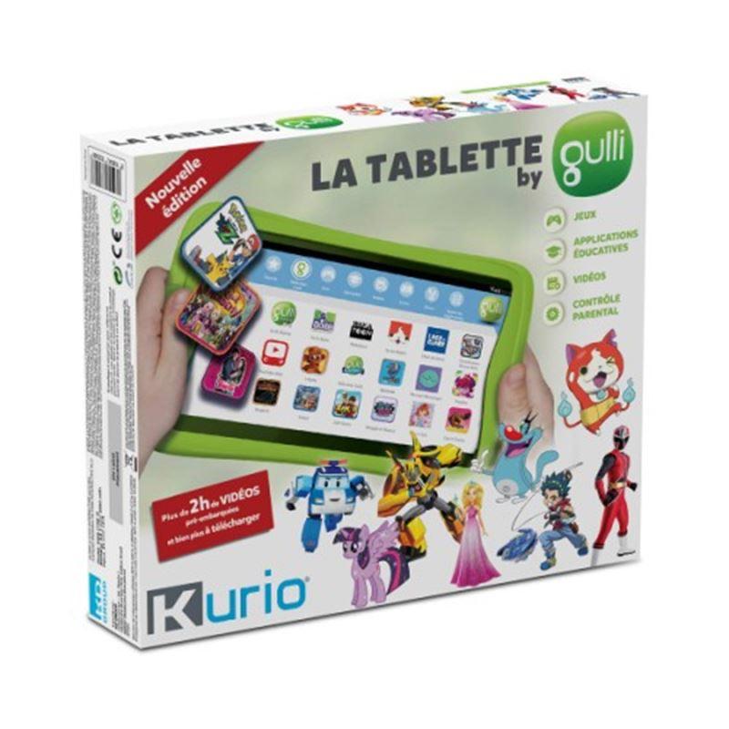 Image sur Tablette Gulli V3